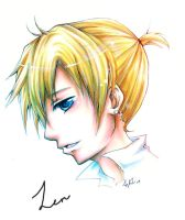 Len-Copic by Sloth-chan