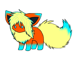 Muro prize for flareflare0n by FlareAKACuteFlareon