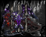 Chaos Chains of Fate by T-sR