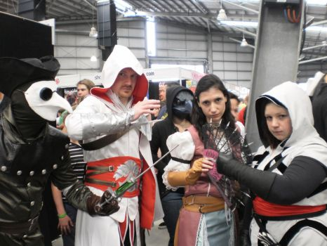 Assassin's Creed by Kujyou-Ichiji-Val