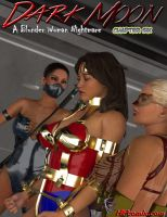 Cover: upcoming Blunder Woman Episode at Hipcomix by thejpeger