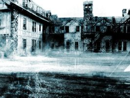 Ghost Town Wallpaper by kalika1000
