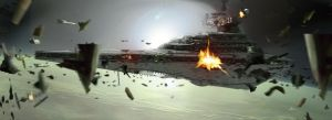 Destroyed Destroyer by Piece-of-Resistance