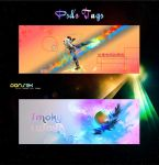 PSD Two Pack by donsek