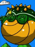 king koopa 2 by Lavawolf
