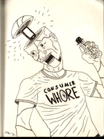consumer whore by erspears