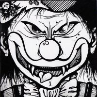 The Clown by Emystick