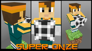 Super onze in Minecraft by GhosT-Player