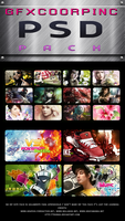 Reshare_Psd's_Pack by Dsings