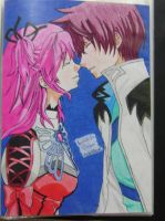 Asbel and Cheria - Tales of Graces by Feerfee987