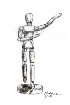 Wooden Man's Proclamation by HanyouHanto