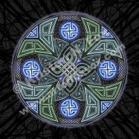 Celtic UFO by foxvox