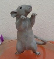 WIP Dumbo Rat Sculpture by philosophyfox