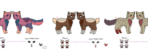 Adopts (OPEN 3/3) by LetheSnowFall