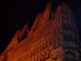 Lincoln Cathedral 2 by TheGoddess908