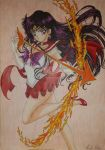 Super Sailor Mars by Chromates