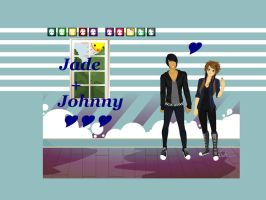 Jade And Johnny New Look by sonic4465
