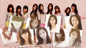 Girl's Generation - Gee by Lissette8017