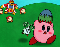 Kirby Castle of Aruzx: Chapter 2.1 by Detective-May
