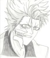 Grimmjow Jaggerjaques by xRaggsokkenx