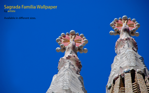 Sagrada Familia Wallpaper by photoartiste