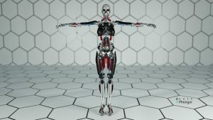 Cyborg by nobbe42