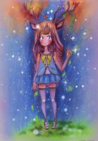 Starry Eyed by dearclaire
