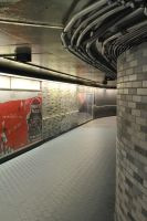 Montral subway by ZOME-23