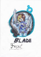 .:Blue Blade Frost:. by AngelSoleil21
