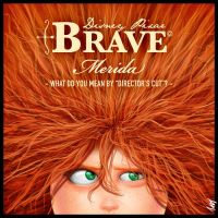 Merida the Brave by Tursy