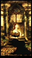 Gothic Romance by -electra-