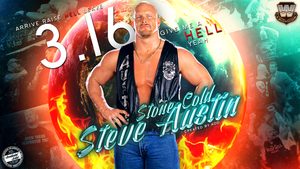 Stone Cold Steve Austin Gfx Entry Wallpaper by T1beeties
