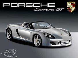 Porsche Carrera by E-drian