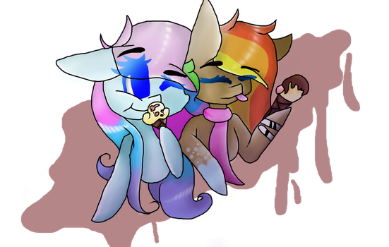 [Collab] Ice Cream by Rexi88