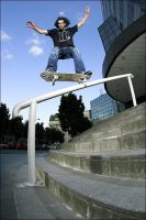 Not a nosebluntslide... by SnoopDong