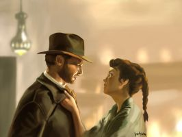 Indiana Jones Video_wallpaper by Yetska