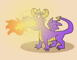 Spyro by Cookie-Lovey
