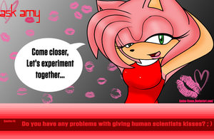 Ask Amy: Question 44: ConnallRobotnik8 by icefatal