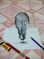 Flying Bulb by renen02