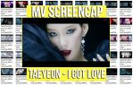 Taeyeon - I Got Love MV ScreenCap by memiecute