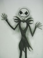 Jack Skellington by Martjem