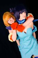 Tokyo Mew Mew - Blue and Yellow by EuphieAkai