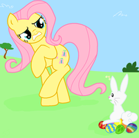 Happy Easter! by SJArt117
