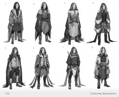 vin costume variations by yefumm