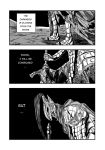 Dark Souls Death Knight Tell No Tale page 1 by pasunna-zacrifa