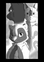 Cats Because... by tomon000