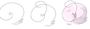 How To: Shiny's Tail by pupom