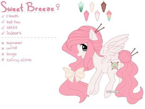 Sweet Breeze Reference by Emuk-o
