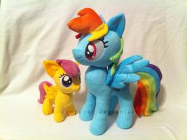 Someone to look up to by PlanetPlush