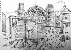 the City of No.6 by Gin-Uzumaki